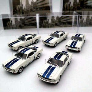 5PCS-OF-IXO-1-43-Ford-Mustang-Shelby-GT-350H-1965-Diecast-Toys-Car-Models-Gifts