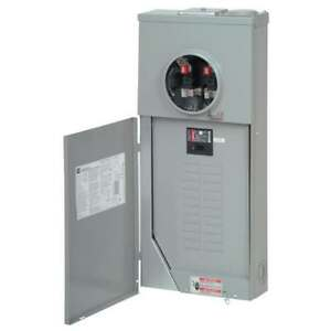 Image Is Loading Eaton 200 Amp Outdoor Main Breaker Panel Electrical