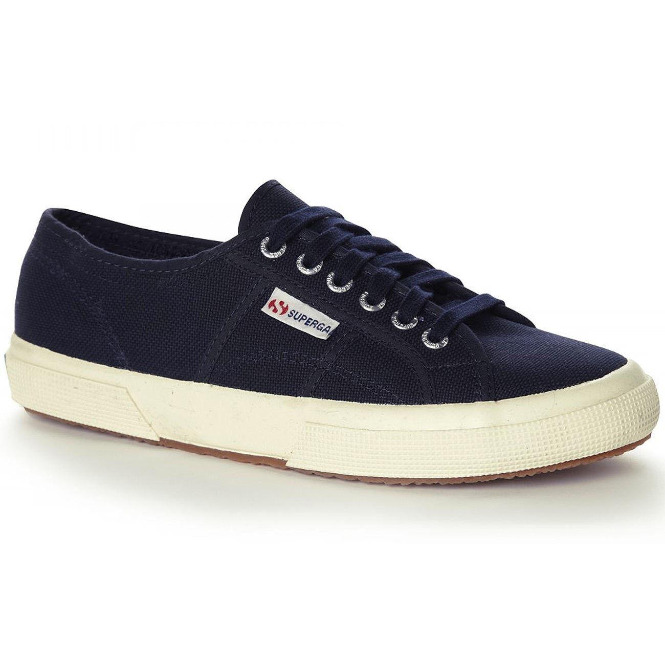 Superga 2750 Cotu Classic Unisex Sneaker dunkelblau (navy)