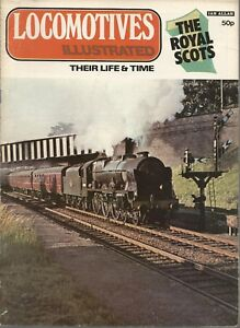 3-x-Locomotives-Illustrated-Their-Life-and-Times-Magazines-Issues-1-2-3-1975