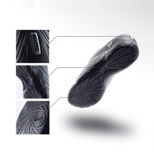 Mooto Wing Taekwondo TKD Shoes Kick Sneakers Durable Synthetic Low Cut Black New