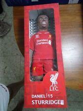 Bubuzz Liverpool FC Jersey Doll Daniel Sturridge 44 cm High Football vintage