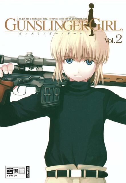 Gunslinger Girl, Bd. 2 von Aida, Yu