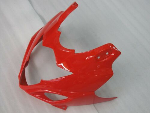 Front upper nose Fairing Fit For SUZUKI Katana 650 GSX650F 2008-2013 Plastic Red