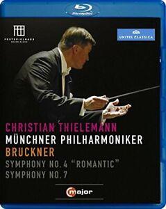 Bruckner-Symphonies-Nos-4-and-7-Christian-Thielemann-Munich-DVD-Region-2