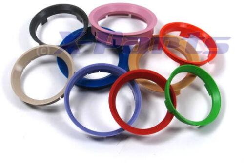 Llantas anilla anillas de centrado 71,6 a 56,1 mm alufelge