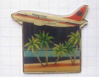 HAPAG LLOYD / STRAND / PALMEN .......... Flugzeuge&Airlines-Pin (142k)
