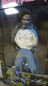 Iron Maiden Eddie Piece Of Mind 8 Inch Retro Action Figure