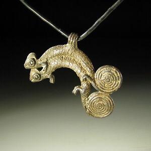 83494-Afrikanischer-Bronze-Anhaenger-Gan-Burkina-Faso-Afrika-KUNST