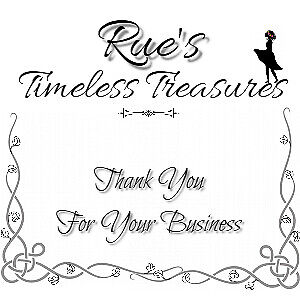 Rue's Timeless Treasures