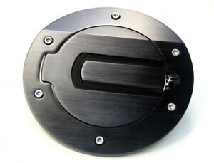 All Sales 6099L Billet Fuel Door