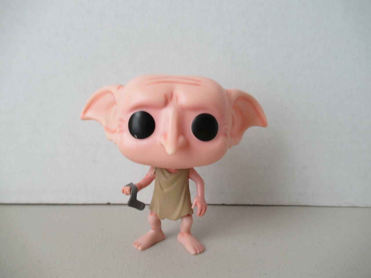 Funko Pop Dobby #17 Vinyl Figure Harry Potter