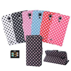 Cover-Case-Wallet-Case-Cover-Case-Phone-Book-Flip-Dots