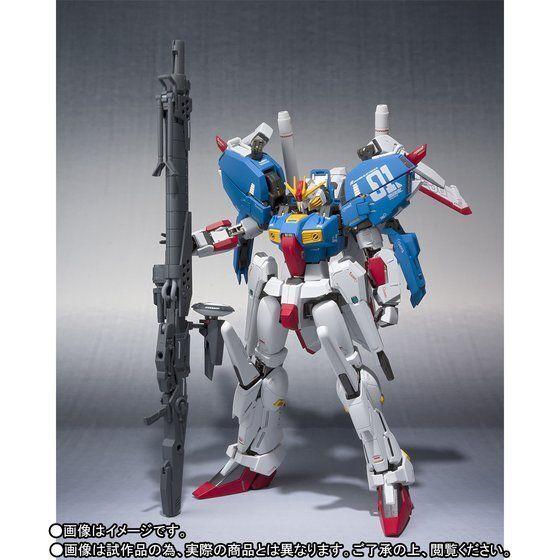 Bandai Metal Robot Soul (Ka Signature)  lado Ms   s Gundam Versión Japonesa