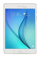 Samsung Galaxy Tab A SM-T350 16GB, Wi-Fi, 8in - White With Warranty