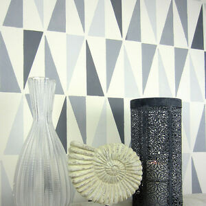 Image Is Loading Geo Allover Stencil LARGE Geometric Wall Pattern Stencils