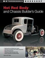 Hot Rod Body And Chassis Builder`s Guide (motorbooks Workshop) By Dennis W. Park on sale