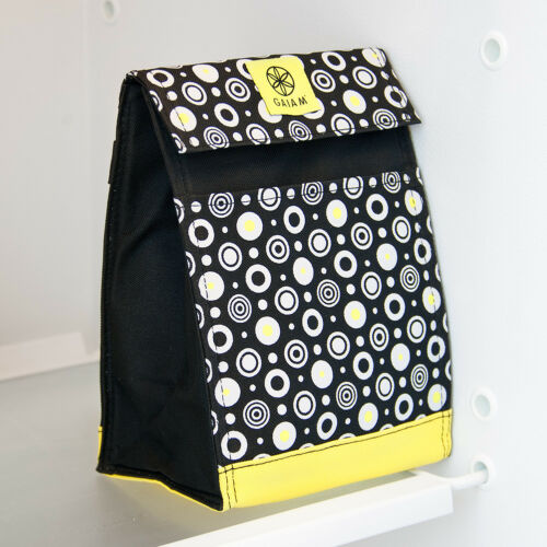Gaiam Insulated Food Travel Lunch Bag Tote Leak-Resistant pick a color ^x