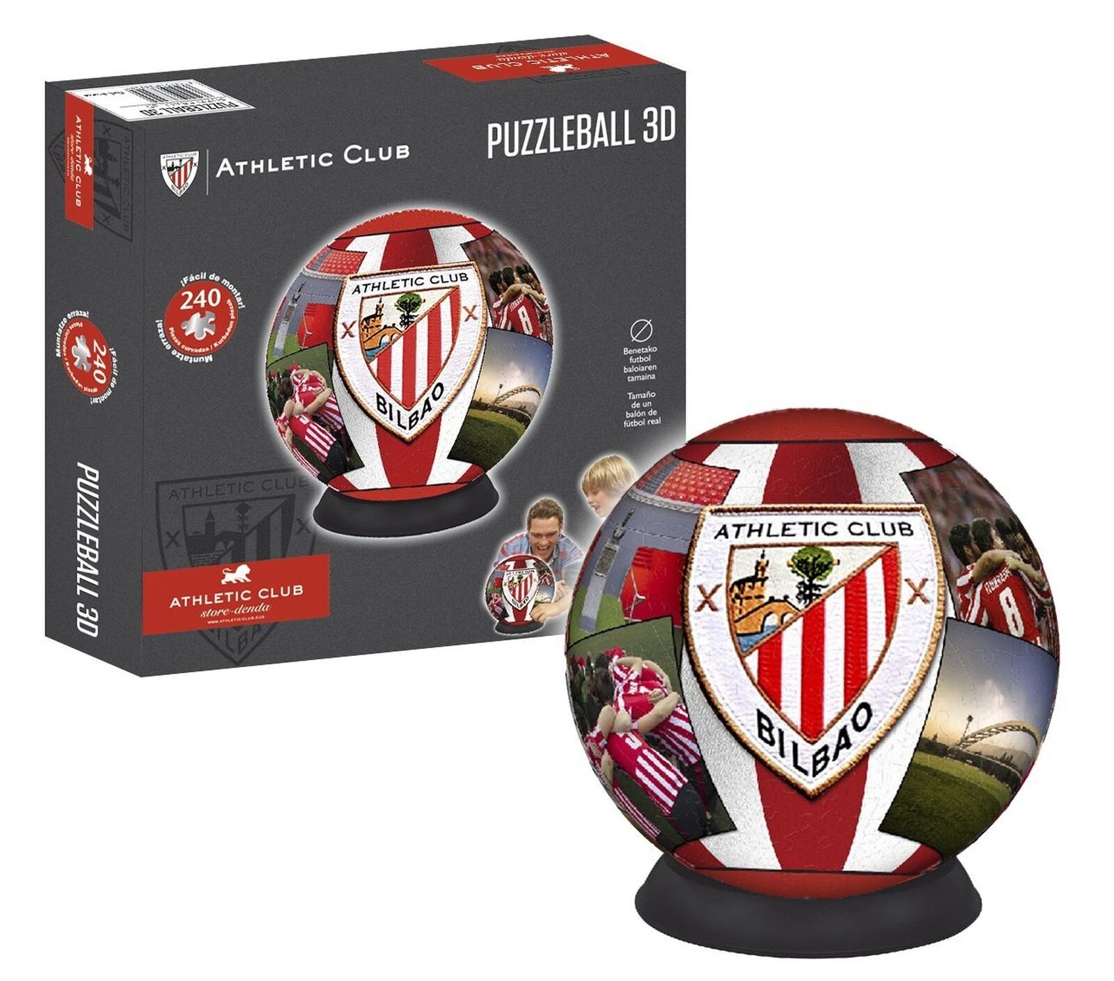 Athletic Club Puzzle Ball 2 ° 2 ° 2 ° Edition 2b6816