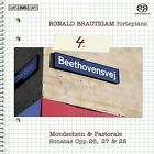 Beethoven: Complete Works for Solo Piano, Vol. 4 Super Audio CD (CD, Dec-2006, BIS (Sweden))