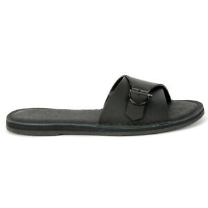 Sperry Top-Sider Women's Seaport Black Slides STS83530 NEW