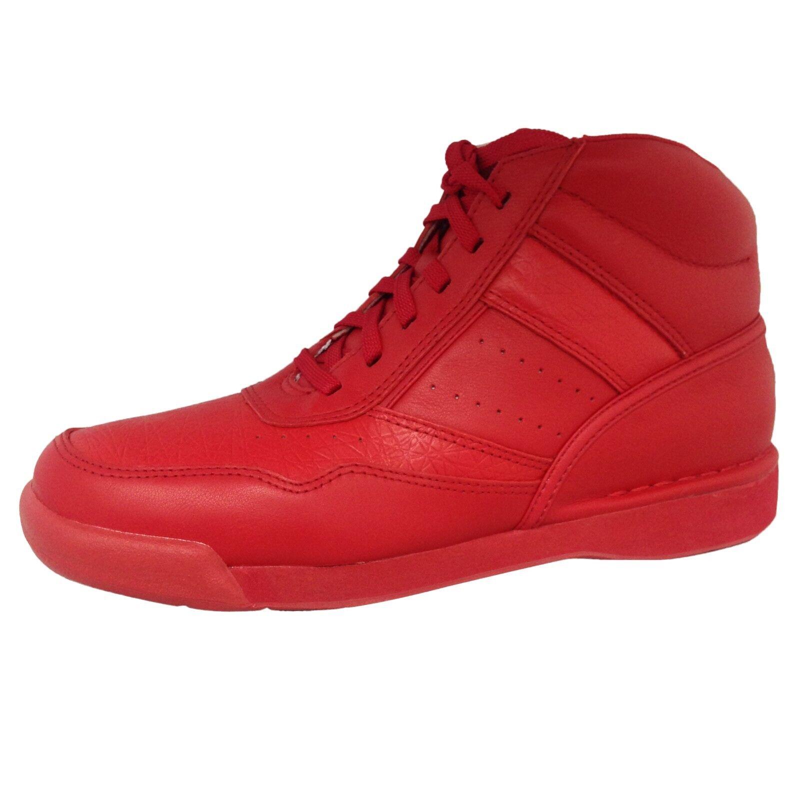 Scarpe casual da uomo  Rockport 7100 Formula High Formula 7100 1 Red Walking Shoe 71e57b