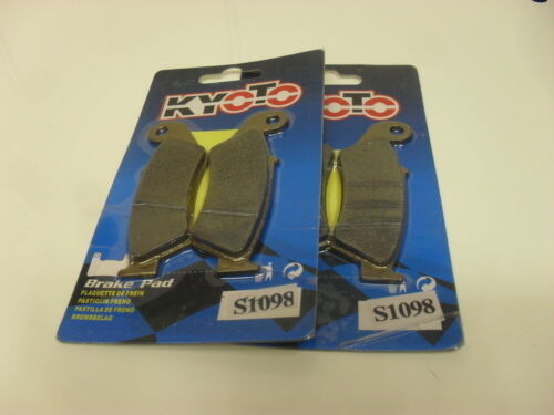 2002 Honda XRV 750 Y Africa Twin RD07 CC - Brake Disc Pads Front Kyoto