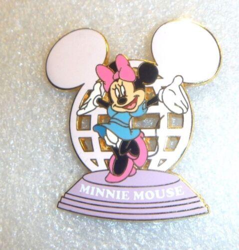 /'Walt Disney World® Resort Ear Globe Minnie/' WDW Disney pin