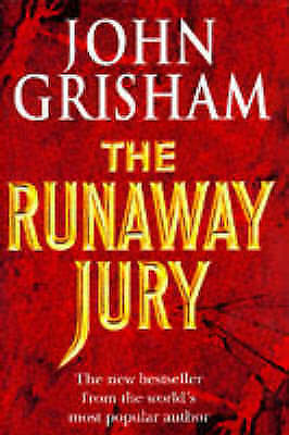 THE RUNAWAY JURY., Grisham, John., Used; Like New Book