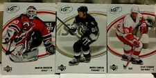 2005-06 UD Ice complete set #1-100