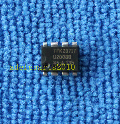 1PCS Phase Control IC TFK//TEMIC//ATMEL DIP-8 U2008B U2008B-M U2008B-MY