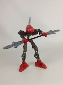 Lego-Bionicle-2003-Building-Set-8592-Rahkshi-of-Fear-Turahk-100-Complete