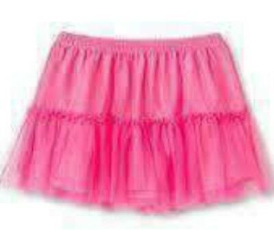 Size 5t New With Tags Modern Techniques Delicious Circo Girls Pink Tutu Style Skirt