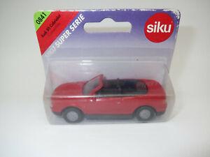 SIKU 0841  Audi  80  Cabriolet  OVP !