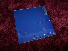 Prospectus /  Brochure BIMOTA Gamme / Range 2000 //