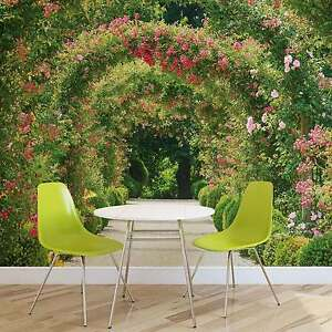 Image Is Loading WALL MURAL PHOTO WALLPAPER XXL Garden Path Nature