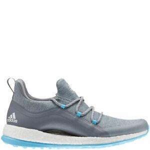adidas-Ladies-PureBOOST-Golf-Shoes-Sizes-4-7-5-Grey-RRP-120-Brand-New-BB8014