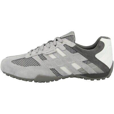GEOX U Snake E Schuhe Herren Sneaker Halbschuhe Schnürer grey U8207E02214C1292   eBay QzRaC