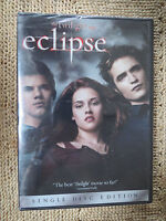 The Twilight Saga: Eclipse (dvd, 2010) Single Disc Edition