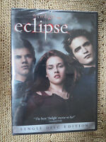 The Twilight Saga: Eclipse (dvd, 2010) Single Disc Edition