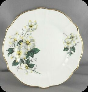 Windsor-Canadian-Dogwood-Bread-and-Butter-Plate-8-available