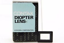 [UNUSED] Genuine Contax Diopter Lens FL +2 for RX/II Aria S2/b NX from JP #273