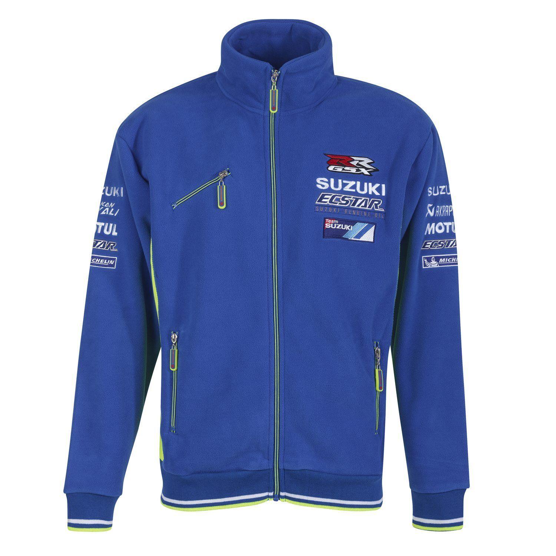 Offiziell Ecstar Suzuki Moto Gp Team Fleece - 17SMGP_ Af   | Quality First