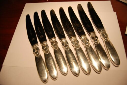 1 to 3 Available Georg Jensen Cactus Luncheon Knives