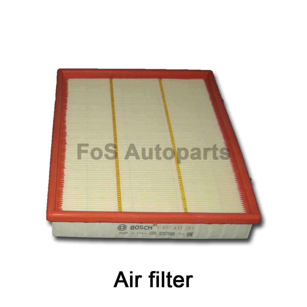 Service kit zafira a MK1 1.8 16V Z18XE ac = behr huile air carburant habitacle filtres bougies