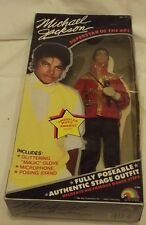 "MICHAEL JACKSON 12"" Doll LJN 1984 Figure AMERICAN MUSIC AWARDS New in Box"