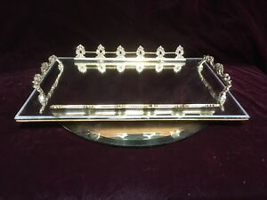 VTG-Mirrored-Metal-Vanity-Tray-W-Open-Gallery-15-3-4-034