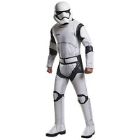 Adult's Deluxe Star Wars Force Awakens Stormtrooper Fancy Dress Party Costume