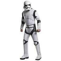 Adult's Deluxe Star Wars Force Awakens Stormtrooper Fancy Dress Party Costume