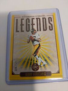 Terry-Bradshaw-2020-Panini-Legacy-Yellow-Legends-Steelers-Card-106-150-HOF